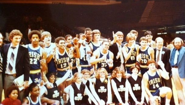 Welcome Back the 1982 Irish Boys BB Team