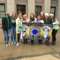 2016 Girls Tennis State Champions invited to St. Patrick's Day Parade