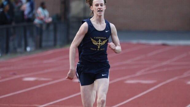 Cole Hocker Breaks 1600m School Record!