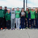 Cathedral varsity tennis wins Crawfordsville Invitational