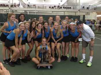 Marian Tennis = State Champions!!
