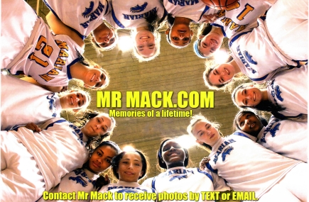Mr. Mack, official photographer of Marian Sports!