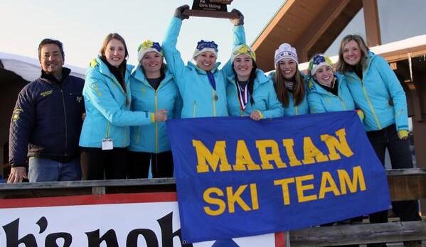 Ski team wins State Championship!