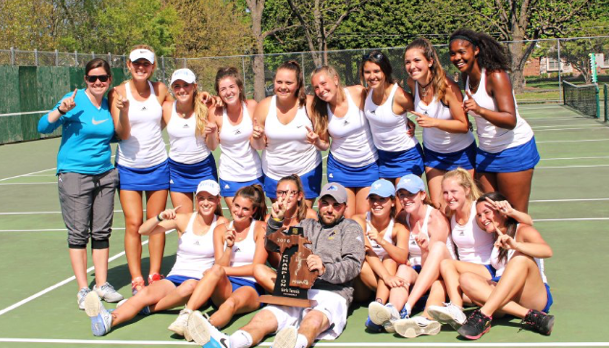 Marian Tennis, CHSL, Regional and STATE Champs!
