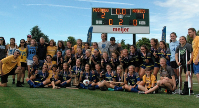 Soccer wins State Championship!
