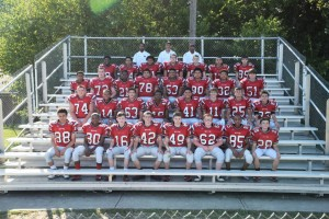 2016 8th Grade Football Group Picture