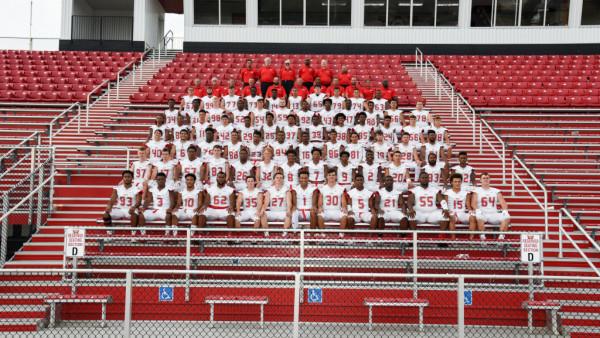 Varsity Fball Team Photo 2017