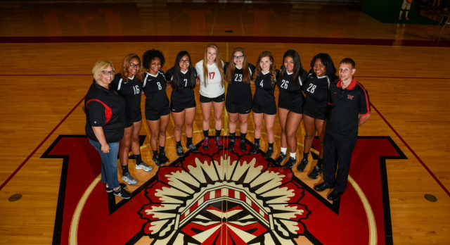 Volleyball: vs Springboro – Game Scores