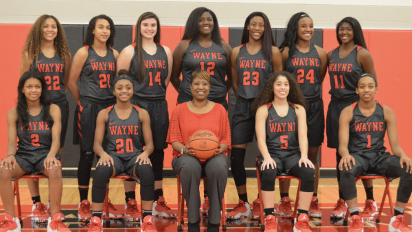 Varsity Girls Basketball Team 2016-17