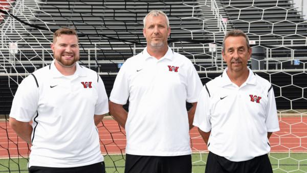 Coaches Boys Soccer Group Photo 2017