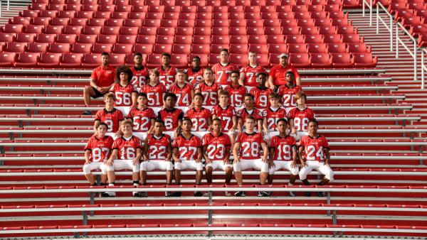Freshmen Football Team 2017
