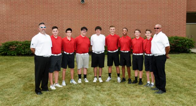 Boys Golf: Inaugural Fundraiser 10-21-17