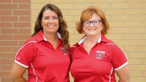 Girls Golf Coaches 2016