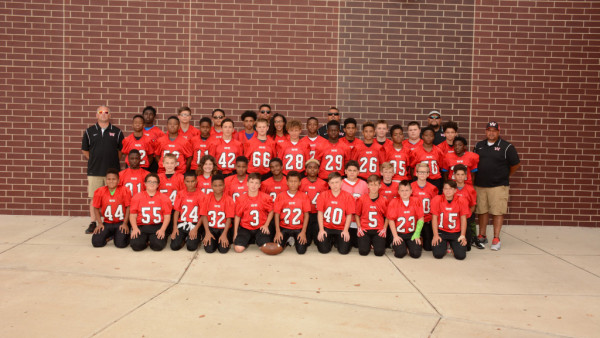 7th Football Team 2017