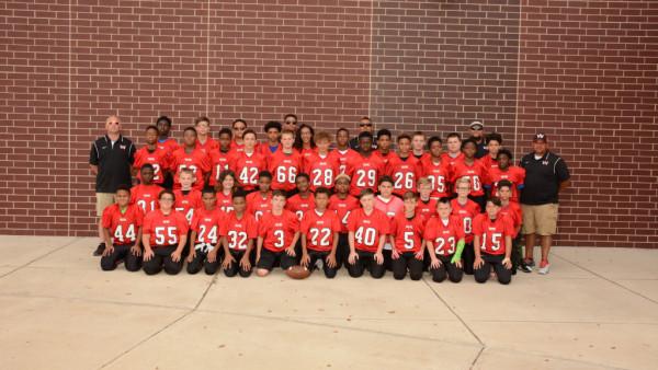 7th Football Team 2017