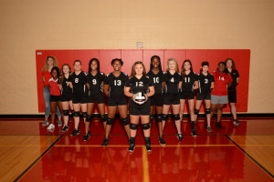 8th Volleyball Team 2017