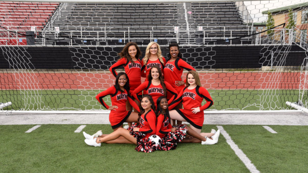SOCCER CHEER SQUAD 2017