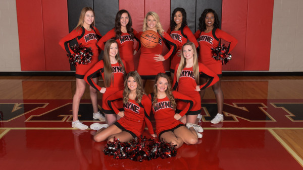 Varsity Basketball Cheer 2016-17