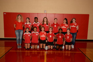 7th Volleyball Team 2017