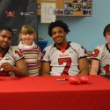 V.F. Fun-a-val Autograph Signing 1of 2 (5-16-14)