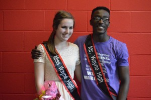 mr & miss wayne hs