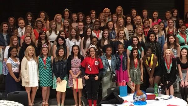 2014 15 Cheer Banquet