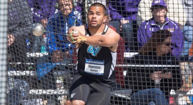 Alumni: Track Alum, Darien Thornton, Qualifies for Olympic Trials