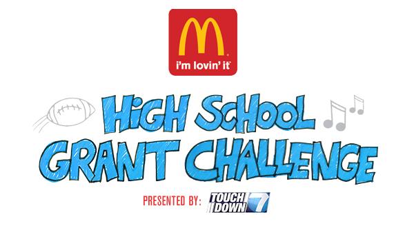 McDonald's High School Grant Challenge: VOTE DAILY!