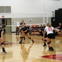Wayne JV and Varsity Volleyball Pictures vs Fairmont and Lebanon