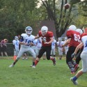 7th Grade Fball & Cheer vs Burg 9-14-16
