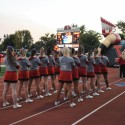 Var Fball Cheer & Crowd vs Fairmont