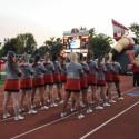 Var Fball Cheer & Crowd vs Fairmont