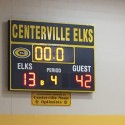 8th Grade Girls Dominate Centerville Black 13-42