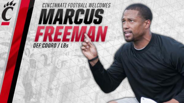 Marcus Freeman