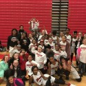 1/19/17 Warriors Clobber Centerville Black 38-11 During the 2nd Annual Girls Future Warriors Night at WEISENBORN.   A great event!  Our 3rd thru 6th grade young ladies had the opportunity to support our middle school girls.   They got to experience everything from A to Z, including behind the scenes in the locker room. So thankful to everyone who helped make this evening a success.  #SowingTheSeedEarly #StudentAthletes #WarriorNation