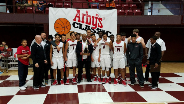 Arby's Classic Tourney WIN Boys