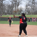 4/13/2017 Varsity Softball vs Sidney