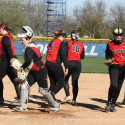 4/7/2017 Varsity softball vs Miamisburg