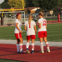 Girls Var Soccer vs Sidney & Misc Pictures (8-23-17)