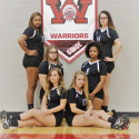 WARRIOR GIRLS VOLLEYBALL 2017-2018