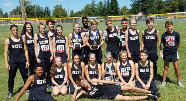 Girls & Boys XC – 3rd at Brookville Invite