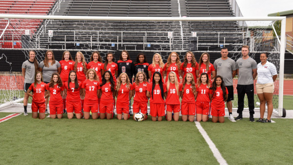 Wayne Var Girls Soccer NEW Team Pictue