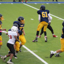 7th Grade Football Streak Broken vs Springfield 40 – 12