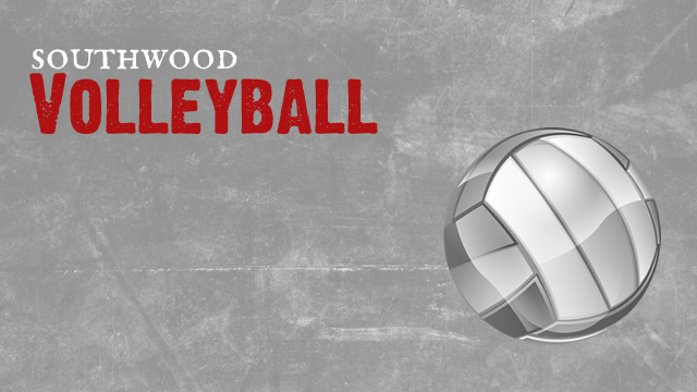 Southwood High School Girls Varsity Volleyball beat Wabash @ Ihsaa Sectional. 3-1