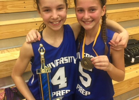 6th & 7th Grade Girls Basketball Champs!