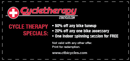 Cycle Therapy Specials
