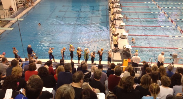 WU Girls Swim State Meet Results