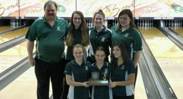 Congratulations Girls Bowling!