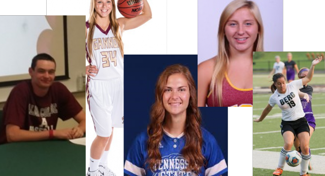 Kettering Athletes Complete Their First Season in College