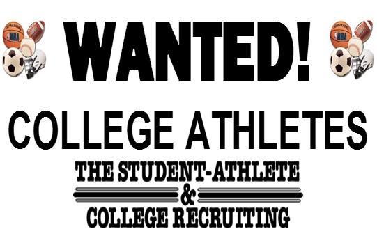 August 23rd! Collegiate Athlete Recruiting Presentation